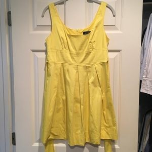 Yellow Alyn Paige Sundress